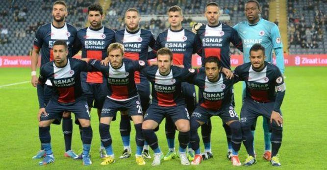 Fethiyespor Ankara deplasmanından kayıpla döndü
