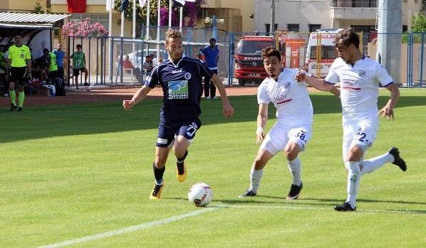 Fethiyespor Coştu: 3- 0