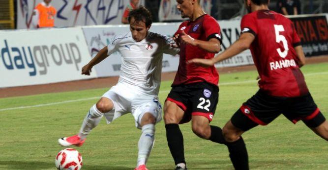 Fethiyespor yeni sezona 3 puanla başladı