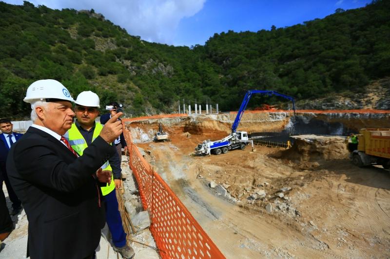 Fethiye'ye 127 Milyon TL'lik yatırım