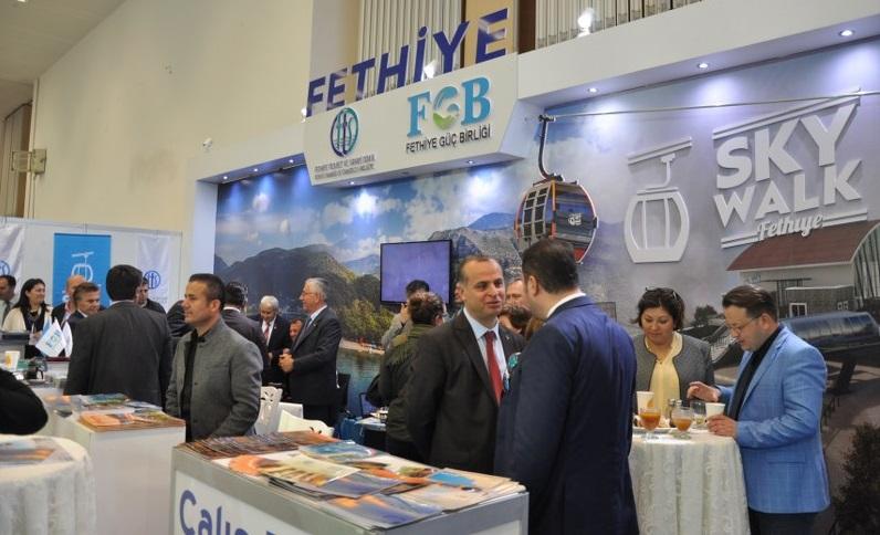 Fethiye'ye alternatif turizm için gelecekler