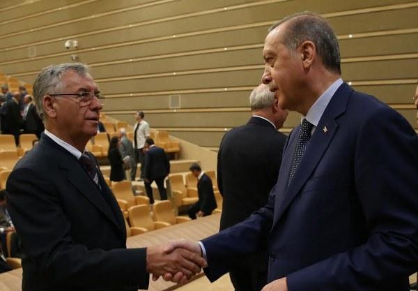 FTSO Başkanı Arıcan Beştepe'de