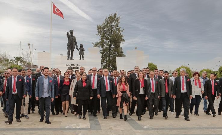 FTSO Başkanı Arıcan adaylığını açıkladı