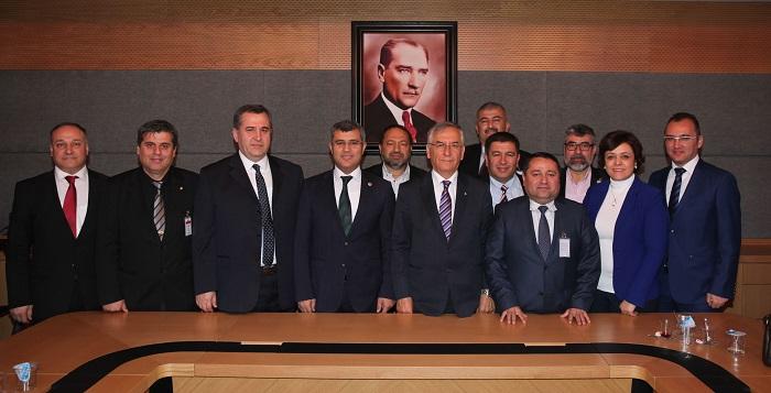 FTSO, Muğla Milletvekillerini Bir araya Getirdi