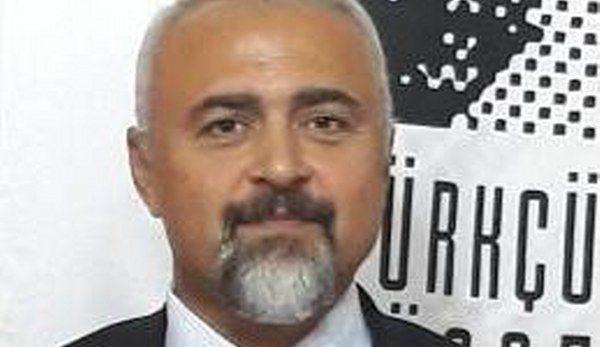 Haydar Murat Topçu, adaylığını açıkladı