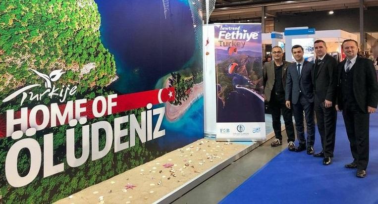 Hollanda'da Fethiye'ye yoğun ilgi