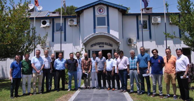 İşte Fethiyespor'un Yeni Yönetim Kadrosu