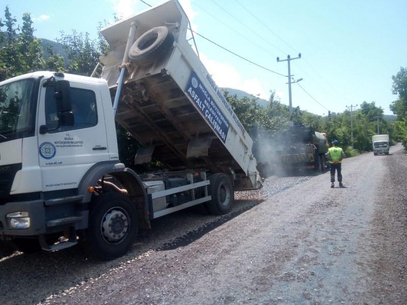Büyükşehir ile kavganın sonucu: En az yol Fethiye'ye, en fazla yol Seydikemer'e yapılacak
