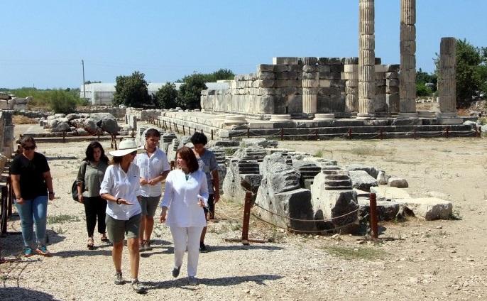 Letoon tapınağı yeniden ayaklanacak