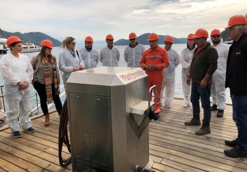 Mavi Dalga Projesi Turizmde Fark Yaratanlar Ödüllerine Aday Oldu