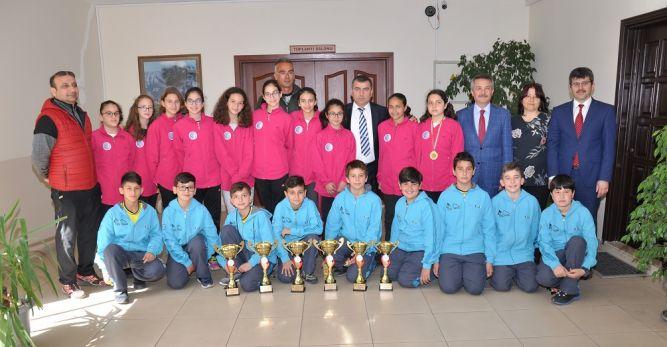 Muğla'yı Türkiye finallerinde temsil edecekler