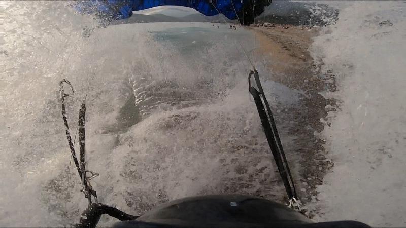 Nefes Kesen Paraşüt Pilotları ( Video Haber )