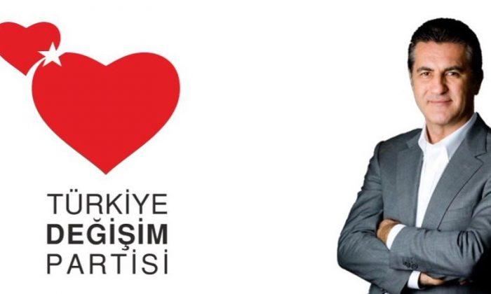 Sarıgül,  Türkiye Değişim Partisi'ni kurdu