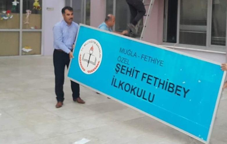 Şehit Fethibey, Kız Anadolu İmam Hatip Lisesi oldu