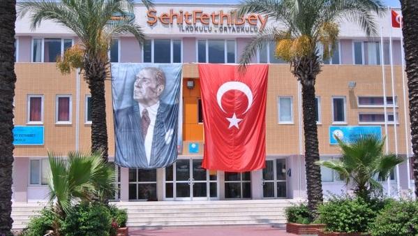 Şehit Fethibey Okulu mühürlendi