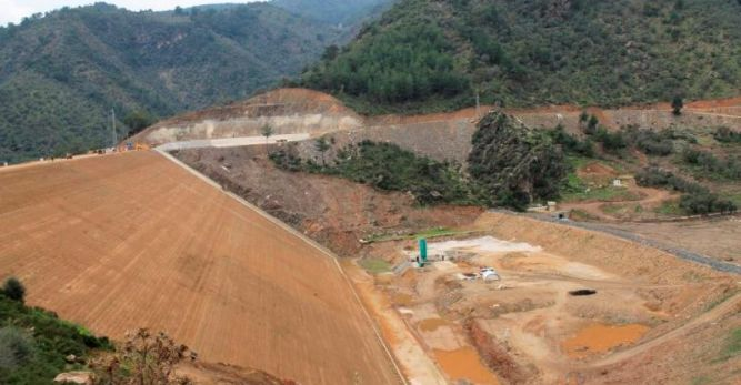 Seki Barajı inşaatı neden durdu ?