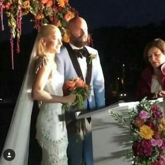Ünlüler bu düğün için Fethiye'ye akın etti