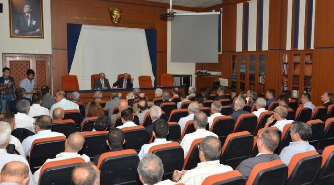Vali'den OHAL toplantısı