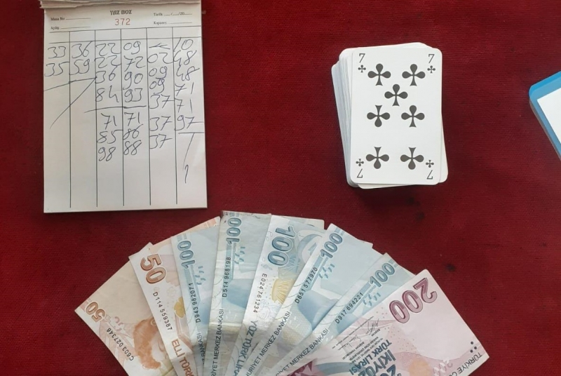 Villada Kumar oynayanlara 40 Bin TL Ceza Kesildi