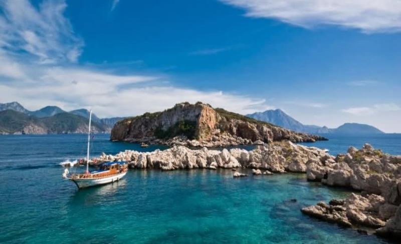 Yunanistan'a değil Fethiye'ye gelin