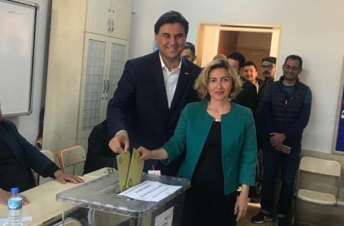 Fethiye'nin yeni başkanı Alim Karaca oldu