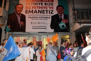 Ak Partililer Türkiye başarısını kutladı