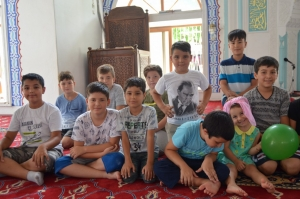 Camilerde yaz Kur'an kursları başladı