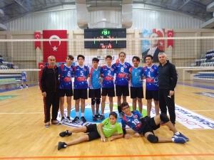 Fethiye Voleybol Spor Kulübü İl Şampiyonu oldu