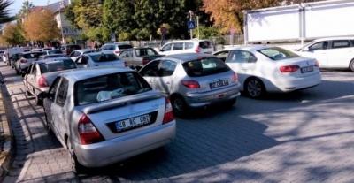 Fethiyeliler için trafik zulüm haline geldi