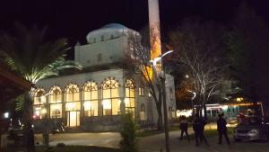 Merkez Camii yıkılıp yeniden yapılacak