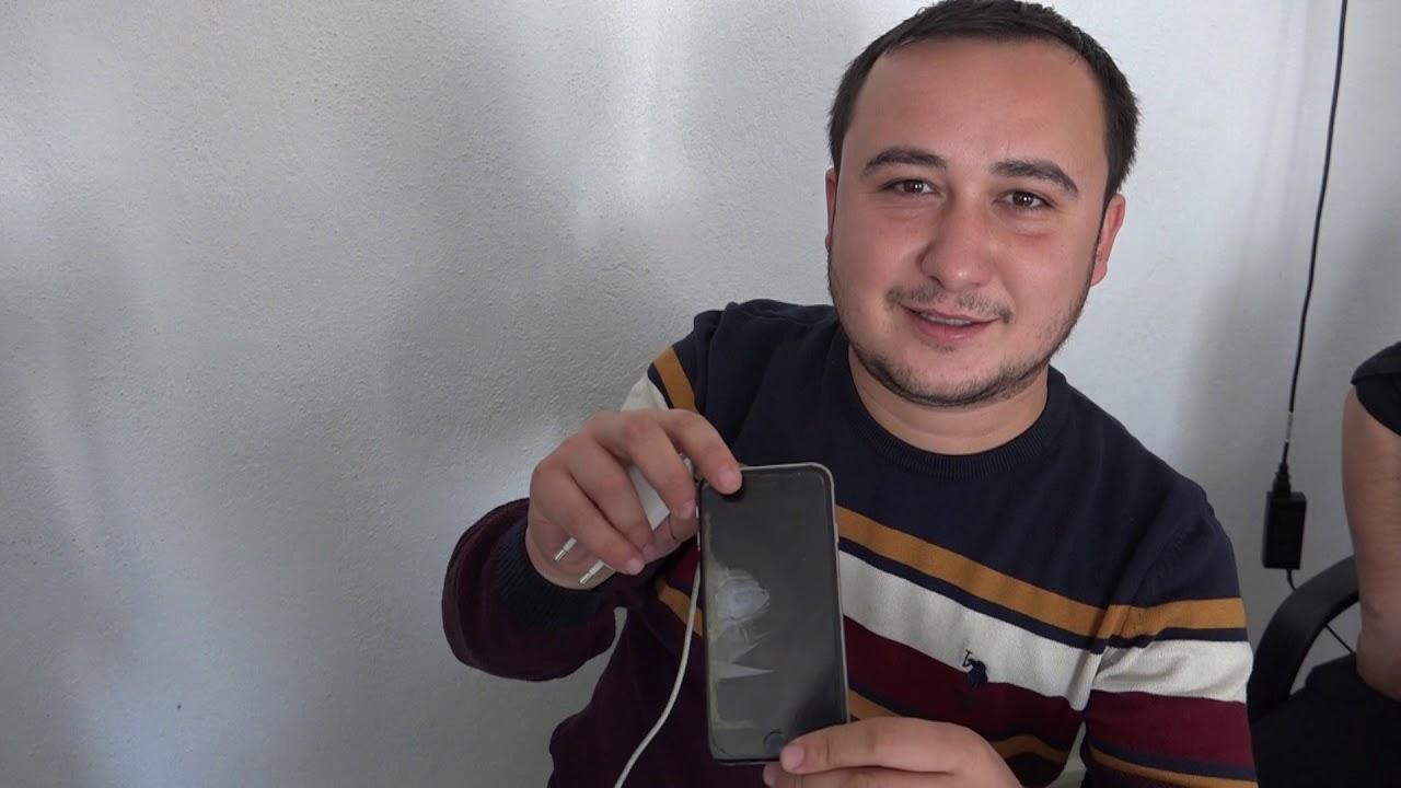 İphone 6 telefonun Bataryası Patladı