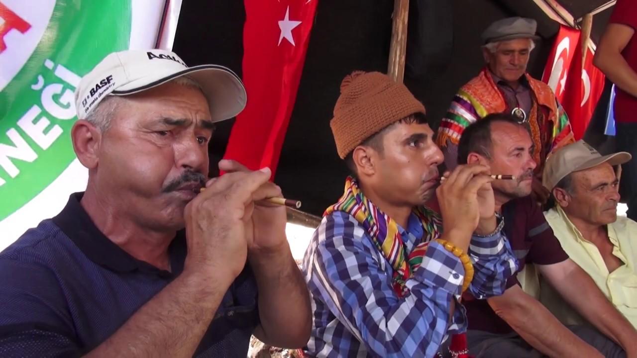 20. uluslararası Beşkaza Yaylaları Yörük Türkmen Şöleni