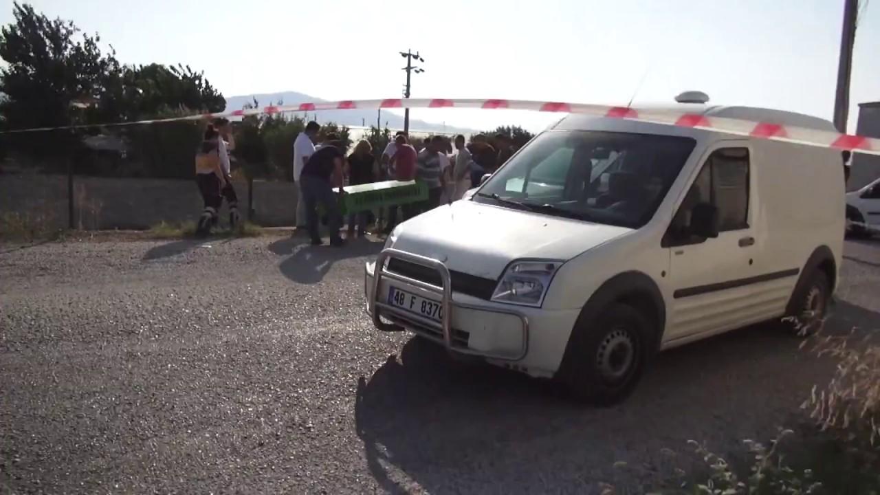 Fethiye'de Derede Asılı Erkek Cesedi Bulundu