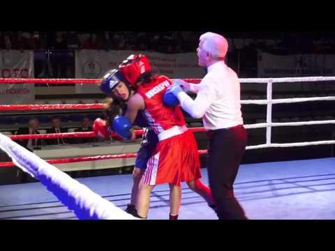 Türkiye Yıldız, Genç ve Büyük Kadınlar Boks Şampiyonası