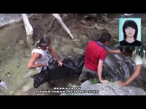 Kabak Koyunda Kayalıklardan Düşen Kadın Öldü